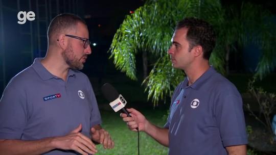 """Boletim da Seleção: Lozetti vê Brasil """"com mais construção"""" com Fernandinho"""