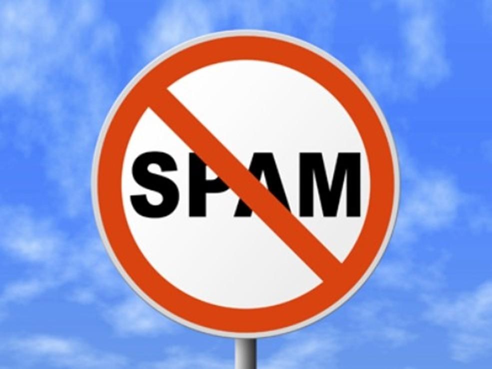 O spam passou a ser usado também em redes sociais e não apenas por em-mail (Foto: Reprodução)