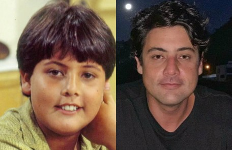 Apresentador do 'Vai pra onde?', do Multishow, Bruno de Luca começou na TV em 'Fera ferida', em 1993 TV Globo / Reprodução