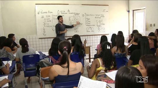 Estudantes têm maratona de provas no Maranhão