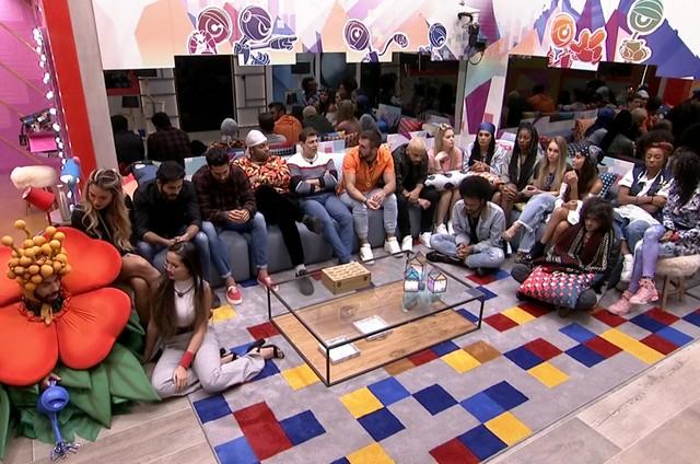 Participantes do 'BBB' 21 (Foto: Reprodução)