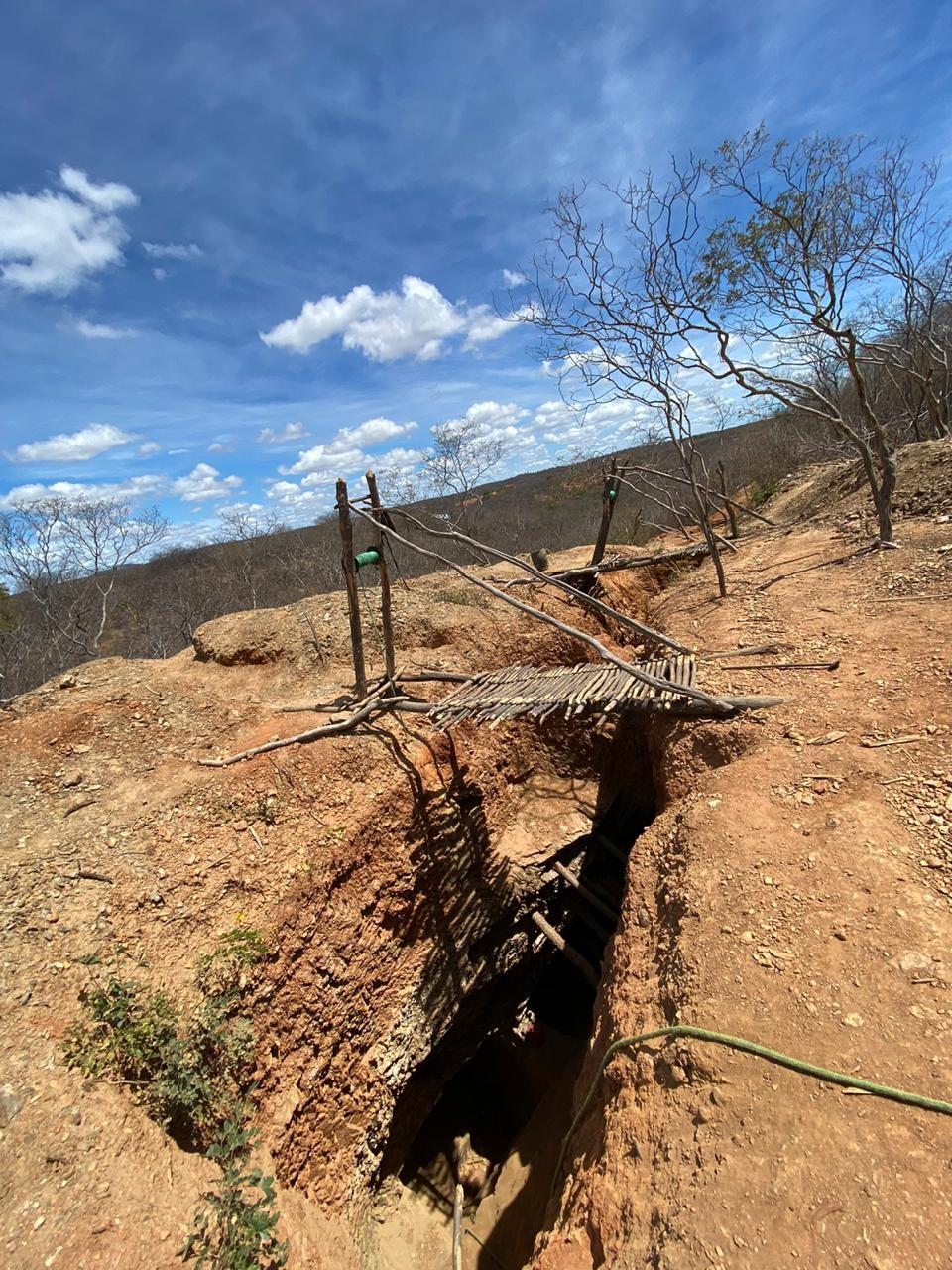 MPF e PF realizam segunda fase da Operação Frígia, em combate à prática de crimes ambientais no Sertão de Pernambuco