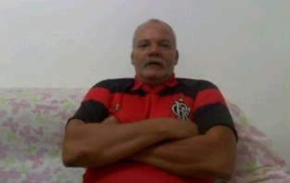Virgílio é uma das vítimas do incêndio no Hospital Badim â?? Foto: Divulgação