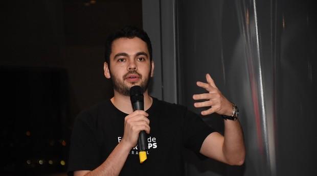 Hector Gusmão, CEO da Fábrica de Startups do Brasil (Foto: Divulgação)