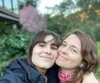 Maria Maud e Claudia Abreu | Reprodução