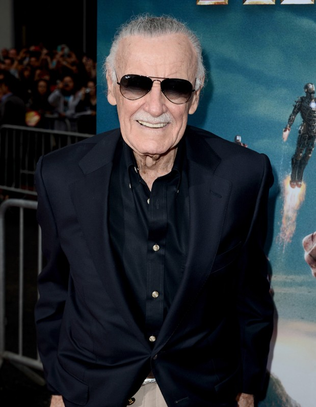 Stan Lee (Foto: Getty Images)