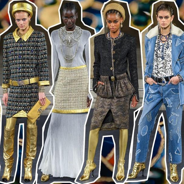 Chanel Métiers d'Art (Foto: Instagram/Reprodução)