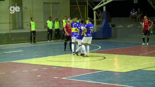 O que houve? Cochilada de ala permite gol com 1 minuto em torneio de futsal no Piauí; assista