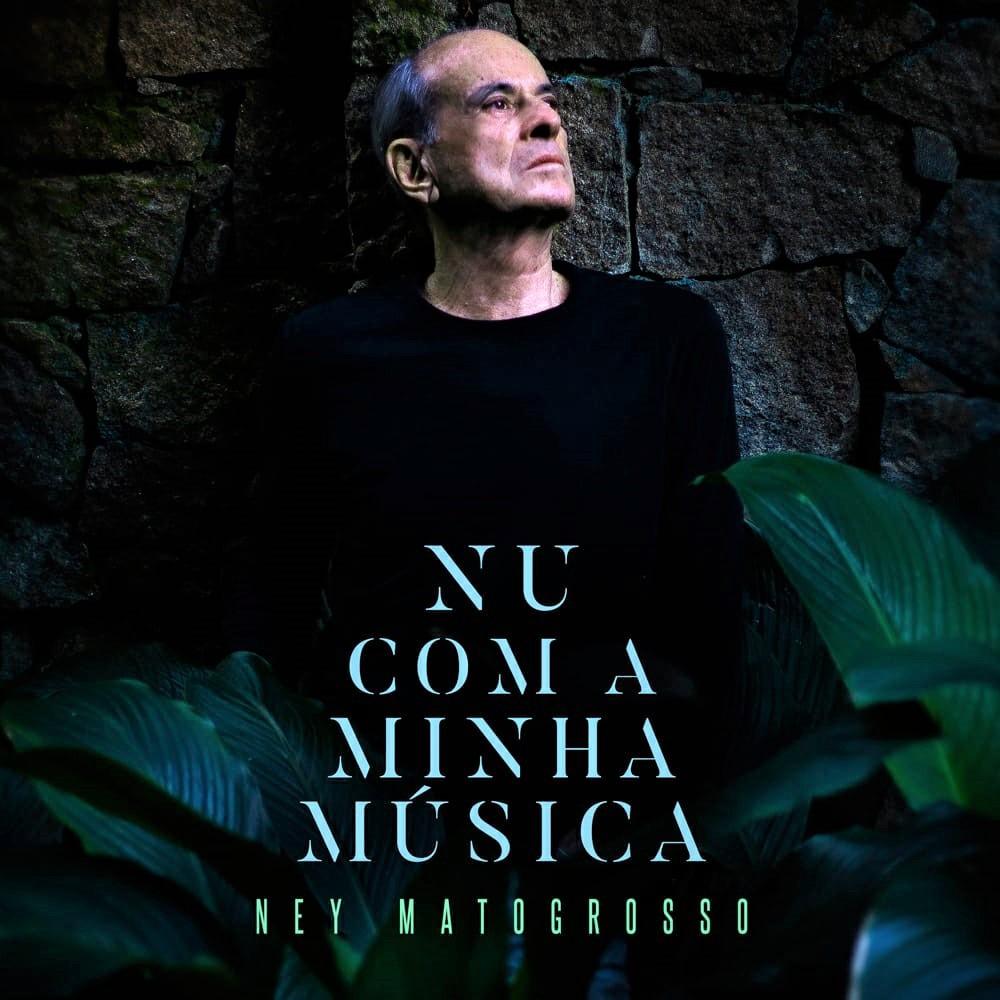Ney Matogrosso revela a capa do EP em que canta Caetano Veloso, Lenine, Raul Seixas e o cubano Silvio Rodríguez