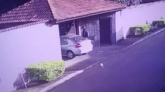 Ex-caseiro suspeito de matar patroa chega ao DF após ser preso em MG