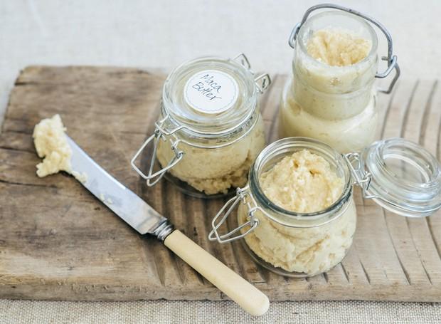 Manteiga de macadâmia (Foto: Australian Macadamias/ Reprodução)