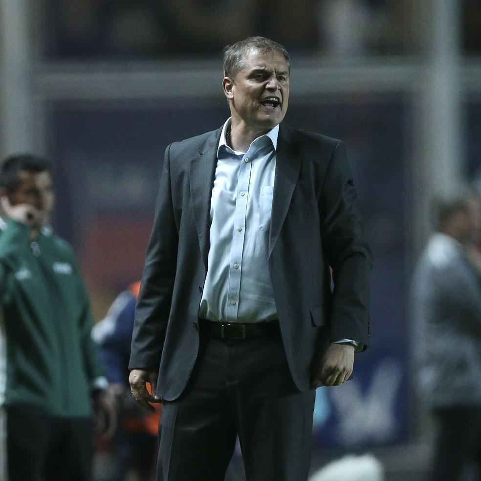 Diego Aguirre está cotado para assumir a seleção uruguaia deopis da Copa do Mundo (Foto: EFE/David Fernández)