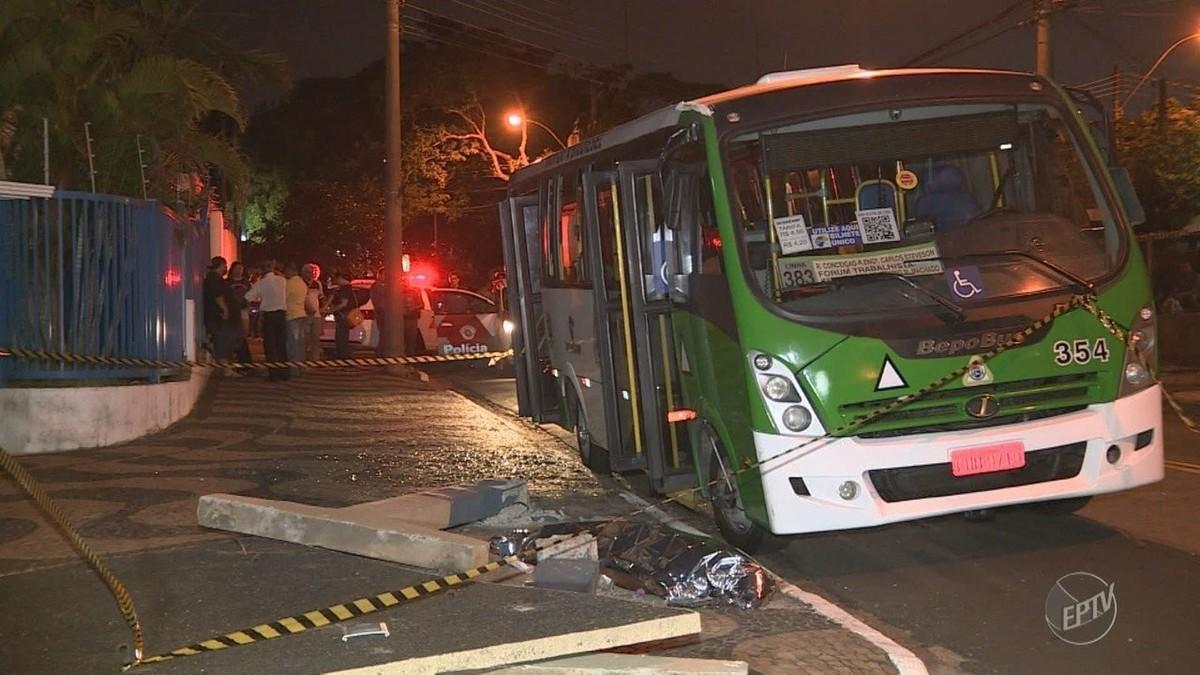 Emdec abre sindicância para apurar causa do acidente que matou jovem esmagada por ponto de ônibus