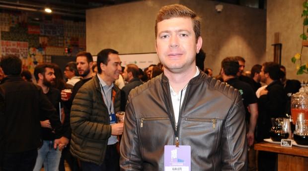 Alan Leite, CEO da Startup Farm (Foto: Rafael Jota)
