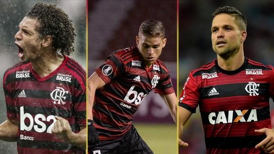 """Gustavo Villani comenta situação de Cuéllar no Flamengo: """"Está entrando em um ciclo negativo"""""""