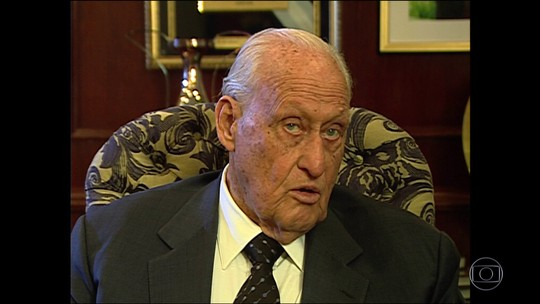 Morre no Rio o ex-presidente da Fifa João Havelange, aos 100 anos