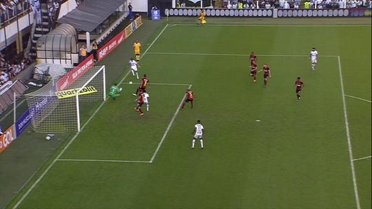 Eduardo vê gol relâmpago e expulsão como fatores de desequilíbrio em derrota