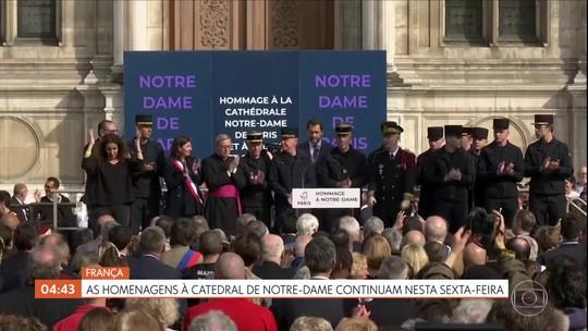 Arquidiocese de Paris marca a Via Crucis para os arredores de Notre Dame