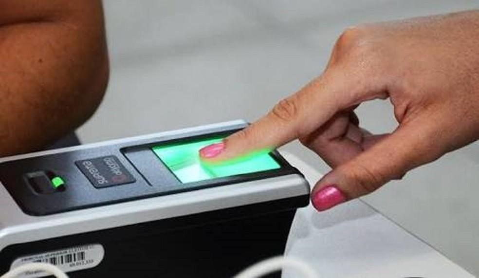 Revisão biométrica foi concluída em maio deste ano, no RN. (Foto: Divulgação/ TRE)