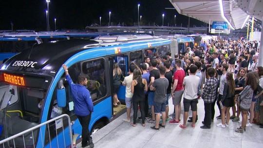 BRT deu conta do recado após fim da primeira noite de festival