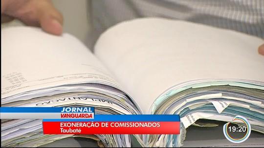 Justiça manda cortar 58 servidores comissionados da Prefeitura em Taubaté