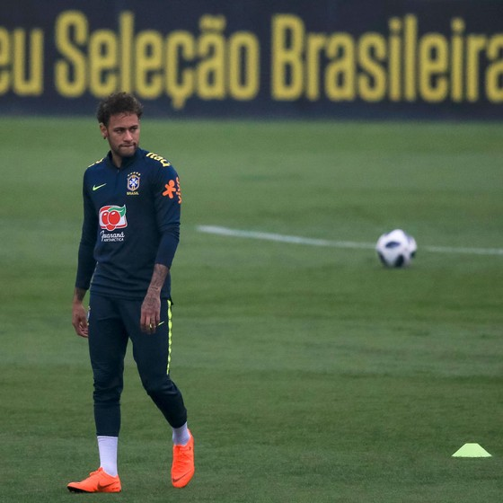 Neymar. O atacante da seleção terá na Copa de 2018 a chance de virar unanimidade (Foto: Getty Images)