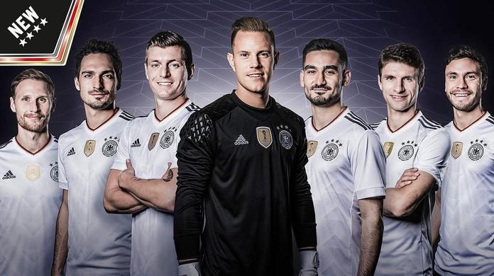 Confira todos os uniformes das seleções da Copa das Confederações ... db53dd7ba3c91