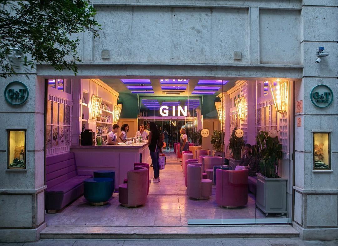 O novo G&T Bar, nos Jardins (Foto: Reprodução/Instagram)