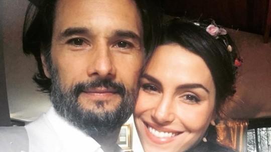 Rodrigo Santoro lança filme e se declara à filha, Nina: 'Aprendo mais com ela do que ela comigo'
