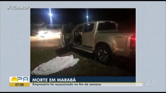 Empresário morre baleado por assaltantes na saída de festa em Marabá, sudeste do Pará