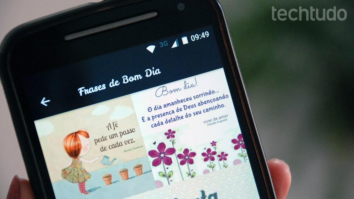 Imagens Para Whatsapp Aplicativos Reunem Frases De Bom Dia E Boa