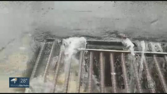 Buracos, vazamentos: Piracicaba lidera reclamações de serviços de água e esgoto, diz Ares-PCJ