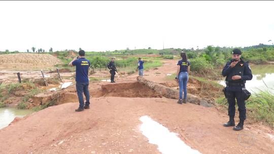 MP abre inquérito para apurar danos e responsabilidade sobre rompimento de barragem em RO