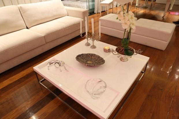 Detalhes da decoração da sala de Marina Elali (Foto: Reginaldo Teixeira / Ed. Globo)