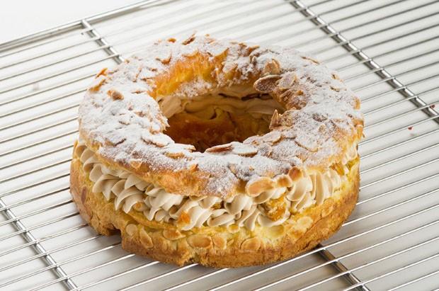 Aprenda a preparar o famoso doce francês Paris Brest (Foto: Divulgação)