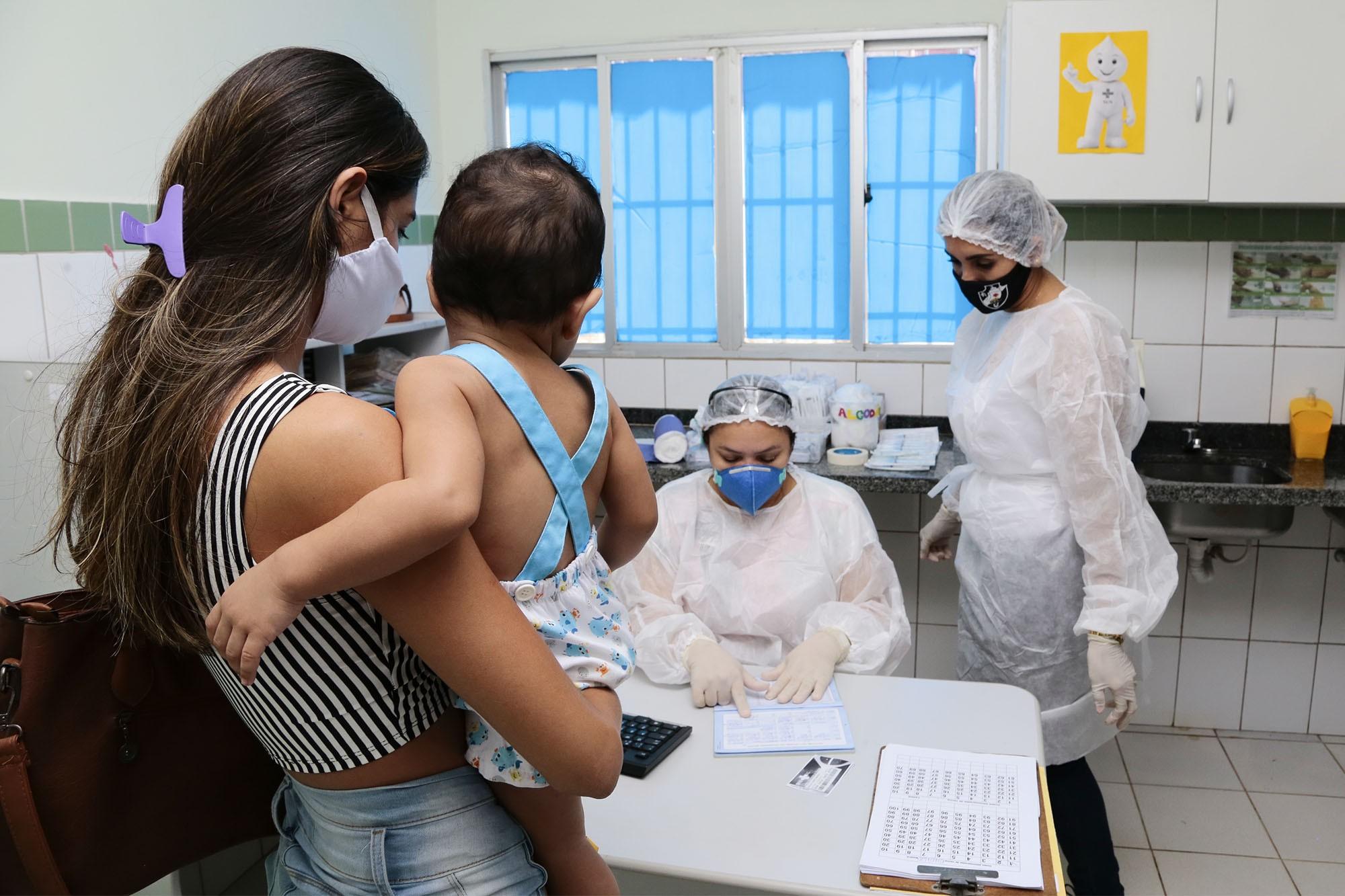 Rio Branco adota imunização itinerante e mais de 700 já foram vacinados contra a gripe