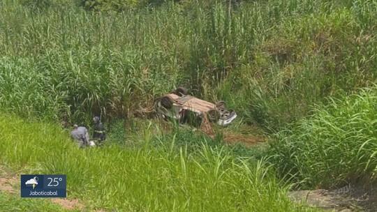 Motorista morre após ter ataque epiléptico e perder controle do veículo em Taquaral, SP
