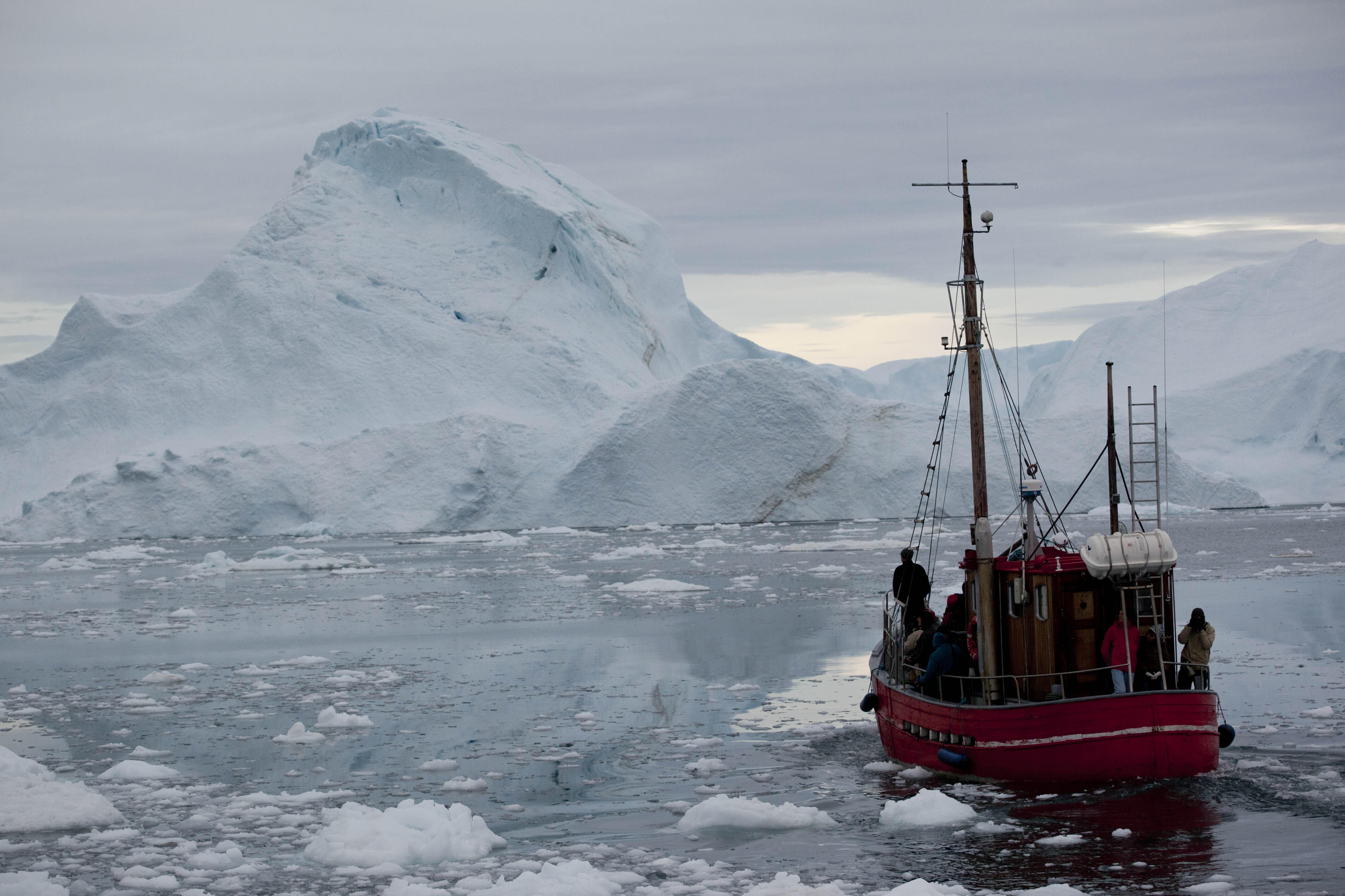 Novo recorde de frio ártico de -69,6 ºC é 28 anos depois
