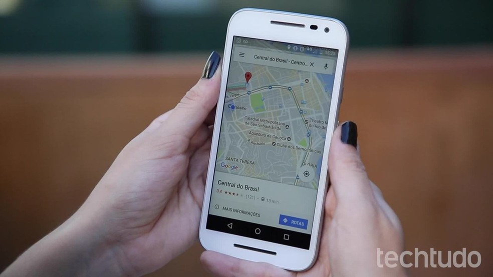 Confira cinco apps para usar GPS do celular sem internet (Foto: João Balbi/TechTudo)
