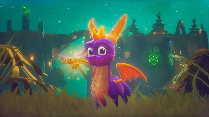 Spyro Reignited Trilogy (Foto: Divulgação)