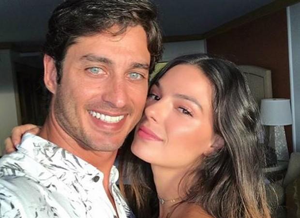 Isis Valverde e André Resende (Foto: Reprodução/Instagram)