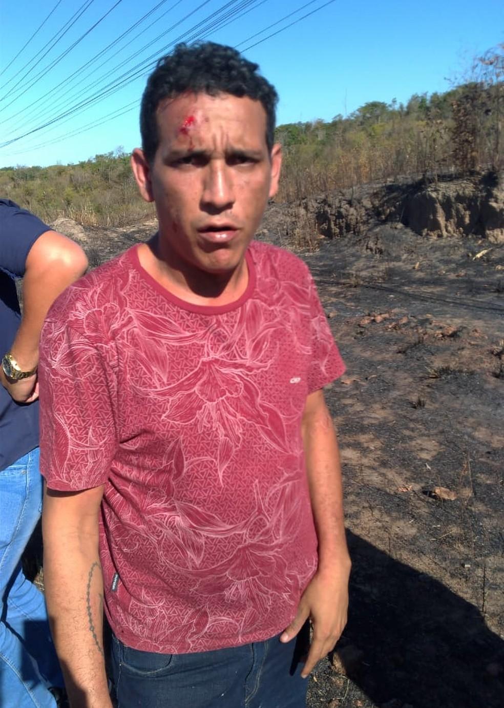 Alex Furtado da Silva, motorista do carro que colidiu de frente com motocicleta e matou o soldado do Corpo de Bombeiros, Lucas Soares — Foto: Redes Sociais