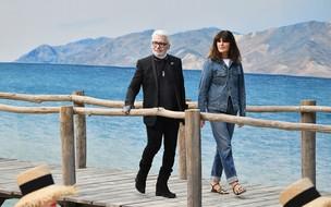Karl Lagerfeld e suas revoluções na moda