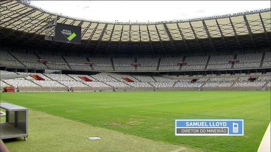 """""""O Mineirão não morreu e não vai morrer"""", afirma diretor do estádio"""