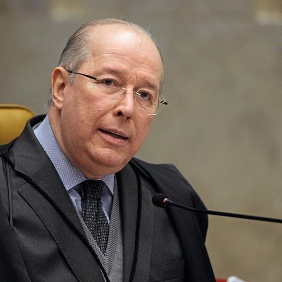 Celso de Mello ministro (Foto:  Agencia Senado)