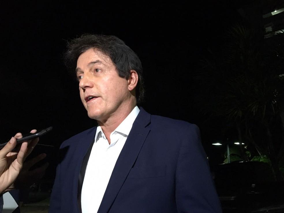 Robinson Faria, ex-governador do RN — Foto: Leonardo Erys/G1