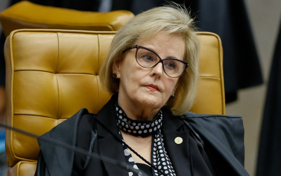 A ministra do STF Rosa Weber, presidente eleita do Tribunal Superior Eleitoral (Foto: Walterson Rosa/Framephoto/Estadão Conteúdo)