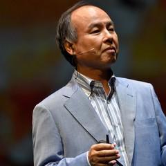 Masayoshi Son, CEO da SoftBank e responsável pelos investimentos do Vision Fund (Foto: Koki Nagahama/Getty Images)