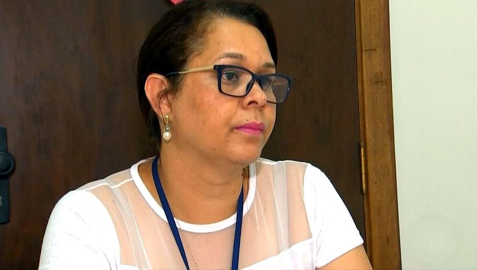 A conselheira tutelar Rosimeire Moreno Leal de Oliveira, que registrou o boletim de ocorrência, diz que médicos indicaram possível caso de