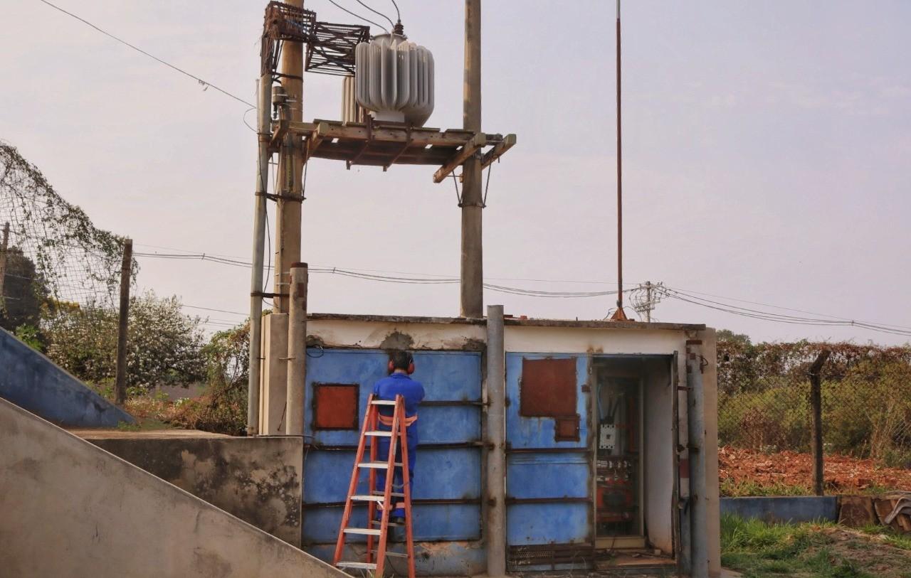 Departamento de Água e Esgoto instala sensores e alarmes em reservatórios de Bauru